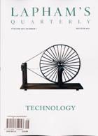 Laphams Quarterly Magazine Issue WINTER