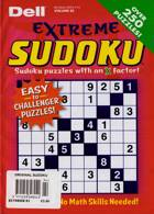 Original Sudoku Magazine Issue EXTREME 83
