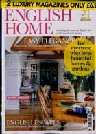 English Home Garden Pack Magazine Issue JUL 21