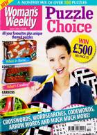 Womans Weekly Puzzle Choice Magazine Issue NO 2