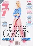 Tele 7 Jours Magazine Issue NO 3177