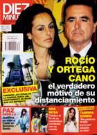 Diez Minutos Magazine Issue NO 3634