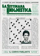 La Settimana Enigmistica Magazine Issue NO 4646