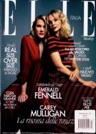 Elle Italian Magazine Issue NO 13