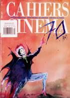 Cahier Du Cinema Cdu Magazine Issue NO 775