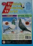 British Homing World Magazine Issue NO 7574