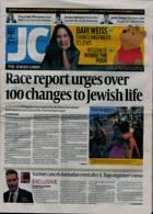 Jewish Chronicle Magazine Issue 23/04/2021