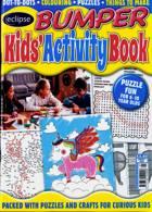 Eclipse Bumper Kids Activity Book Magazine Issue NO 7