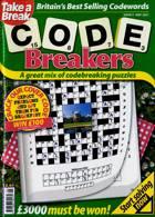 Take A Break Codebreakers Magazine Issue NO 5