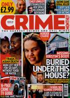 Crime Monthly Magazine Issue NO 26