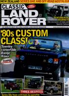 Classic Land Rover Magazine Issue JUL 21