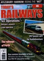Todays Railways Uk Magazine Issue JUN 21