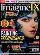 Imagine Fx Magazine Issue OCT 21