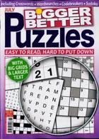 Bigger Better Puzzles Magazine Issue NO 6