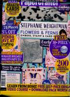 Papercrafter Magazine Issue NO 160