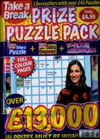 Tab Prize Puzzle Pack Magazine Issue NO 26
