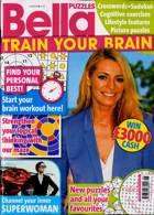 Bella Puzzles Train Yr Brain Magazine Issue NO 6