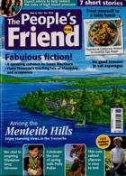 Peoples Friend Magazine Issue 08/05/2021