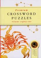 Premium Crossword Puzzles Magazine Issue NO 81