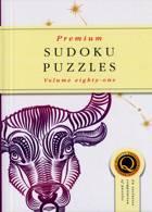 Premium Sudoku Puzzles Magazine Issue NO 81