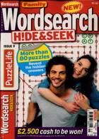 Family Wordsearch Hide Seek Magazine Issue NO 9