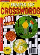 Bumper Top Crosswords Magazine Issue NO 98