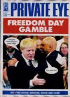 Private Eye  Magazine Issue NO 1552