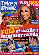 Take A Break Fiction Feast Magazine Issue JUL 21
