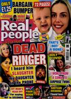 Real People Magazine Issue NO 18