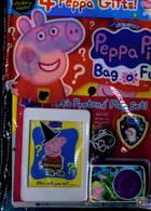 Peppa Pig Bag 0 Fun Magazine Issue NO 141