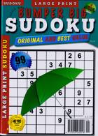 Bumper Big Sudoku Magazine Issue NO 62