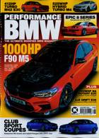 Performance Bmw Magazine Issue AUG-SEP