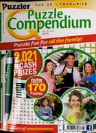 Puzzler Q Puzzler Compendium Magazine Issue NO 348