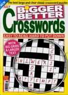 Bigger Better Crosswords Magazine Issue NO 6