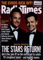 Radio Times London Edition Magazine Issue 05/06/2021