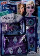 Frozen Magazine Issue NO 110
