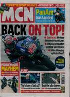 Motorcycle News Magazine Issue 02/06/2021