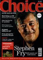 Choice Magazine Issue MAY 21