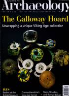 Current Archaeology Magazine Issue JUL 21
