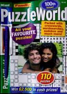 Puzzle World Magazine Issue NO 100