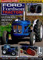 Ford And Fordson Tractors Magazine Issue JUN-JUL