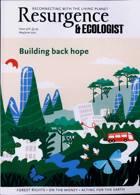 Resurgence And Ecologist Magazine Issue MAY-JUN
