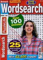 Family Wordsearch Magazine Issue NO 367