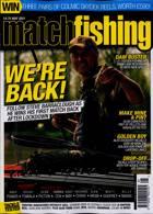Match Fishing Magazine Issue MAY 21