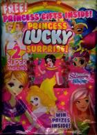 Princess Lucky Surprise Magazine Issue NO 1