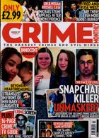 Crime Monthly Magazine Issue NO 27