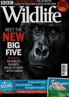 Bbc Wildlife Magazine Issue JUN 21