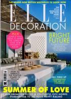 Elle Decoration Magazine Issue JUL 21