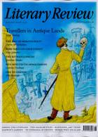 Literary Review Magazine Issue JUN 21