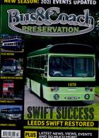 Bus And Coach Preservation Magazine Issue JUL 21